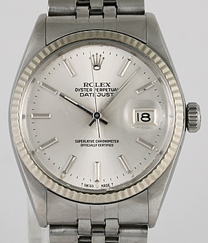 Rolex Vintage Datejust Ref. 16014 Jahr 1977 Herrenuhren | Meertz World of Time