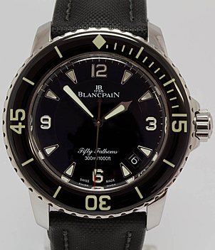 Blancpain Fifty Fathoms 5015-1130 | Meertz World of Time