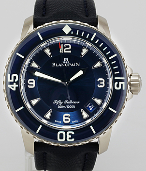 Blancpain Fifty Fathoms Ref. 5015-1540-52 Jahr 2009 Herrenuhren | Meertz World of Time