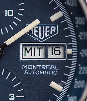 Heuer Montreal 750-503 | Meertz World of Time