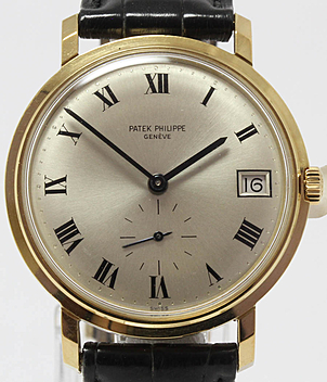 Patek Philippe Calatrava Ref. 3445 Herrenuhren, Vintage | Meertz World of Time