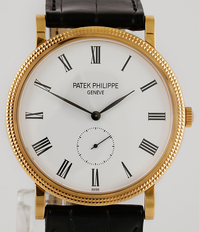Patek Philippe Calatrava RefId 5119 R Jahr 2008 Herrenuhren, Damenuhren | Meertz World of Time
