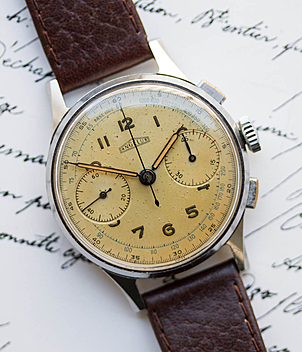 Angelus year 1946 Gents Watches, Vintage, Ladies Watches | Meertz World of Time