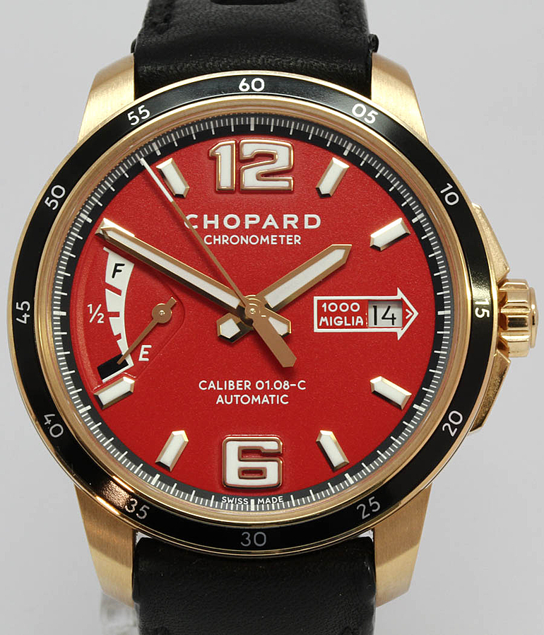 Chopard Mille Miglia RefId 161296 year 2015 Gents Watches | Meertz World of Time
