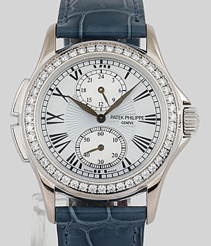 Patek Philippe Calatrava Ref. 4934G-001 Jahr 2010 Damenuhren | Meertz World of Time