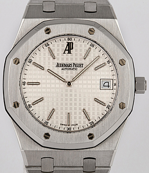 Audemars Piguet Royal Oak Ref. 15202 ST year 2005 Gents Watches | Meertz World of Time