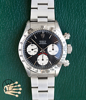 Rolex Vintage Daytona Cosmograph Ref. 6265 year 1987 Gents Watches | Meertz World of Time