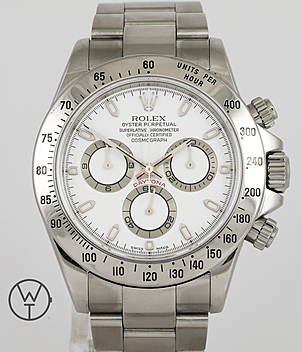 Rolex Daytona Cosmograph Ref. 116520 year 2001 Gents Watches | Meertz World of Time