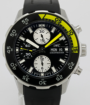 IWC Aquatimer Ref. 3767 Jahr 2010 Herrenuhren | Meertz World of Time