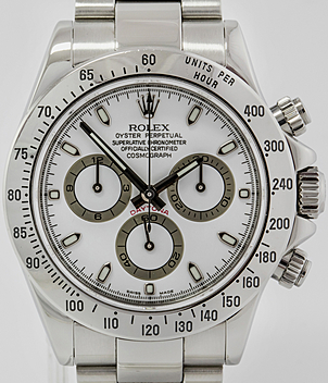 Rolex Daytona Cosmograph Ref. 116520 year 2007 Gents Watches | Meertz World of Time