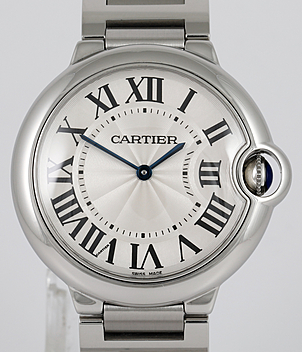 Cartier Ballon Bleu Ref. 3005 Jahr ca. 2011 Herrenuhren | Meertz World of Time