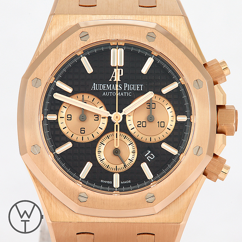 AUDEMARS PIGUET Royal Oak Ref. 26331OR.OO.1220OR.02