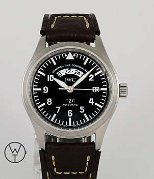 IWC Aviator watch Ref. 3251 year 2005 Gents Watches | Meertz World of Time