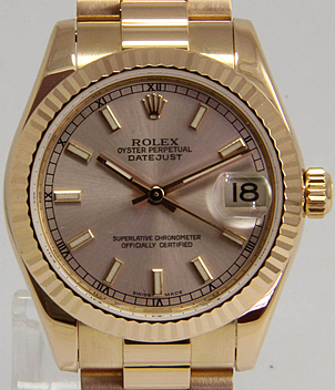 Rolex Datejust Ref. 178275 Jahr 2007 Herrenuhren, Damenuhren | Meertz World of Time