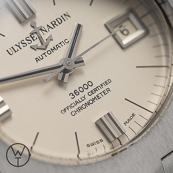 ULYSSE NARDIN 36000