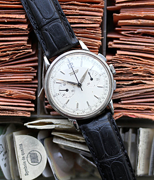 Tissot year ca. 1955 Gents Watches, Vintage | Meertz World of Time