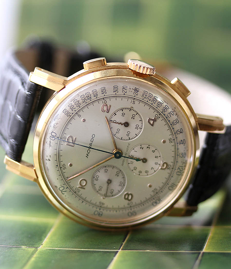 MOVADO Chronograph