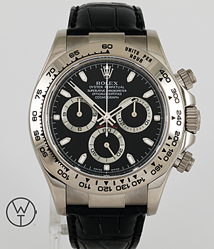 Rolex Daytona Cosmograph Ref. 116519 year 2003 Gents Watches | Meertz World of Time