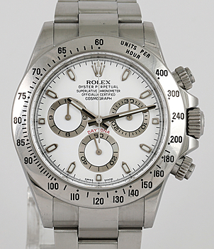 Rolex Daytona Cosmograph Ref. 116520 Jahr 2015 Herrenuhren | Meertz World of Time