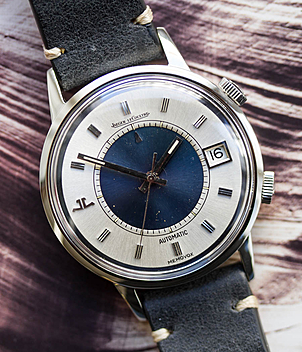 Jaeger LeCoultre Memovox 875.42 | Meertz World of Time