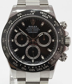 Rolex Daytona Cosmograph 116500 LN | Meertz World of Time