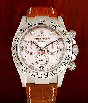 Rolex Daytona Cosmograph Ref. 116519 Jahr 2003 Herrenuhren | Meertz World of Time