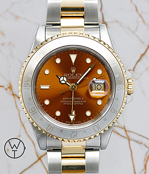 Rolex GMT Ref. 16713 year 1992 Gents Watches | Meertz World of Time