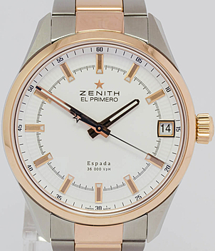 Zenith Espada Ref. 51.2170.4650/01.M2170 year 2016 Gents Watches | Meertz World of Time
