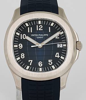 Patek Philippe Aquanaut Ref. 5168G-001 year 2019 Gents Watches | Meertz World of Time