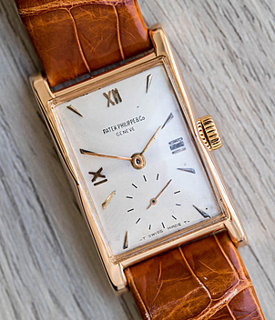 Patek Philippe Jahr 1945 Herrenuhren, Vintage, Damenuhren | Meertz World of Time