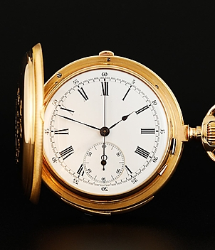 Patek Philippe pocket watch year 1883 Pocket-Watches | Meertz World of Time