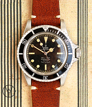 Tudor Submariner Ref. 7928 year 1965 Gents Watches, Vintage | Meertz World of Time