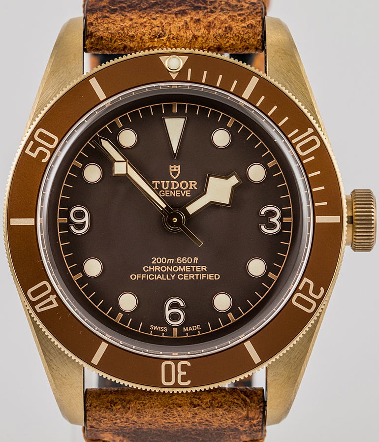 Tudor Black Bay RefId 79250BM year 2018 Gents Watches | Meertz World of Time