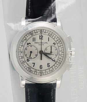 Patek Philippe Grande Taille Ref. 5070 G year 2008 Gents Watches | Meertz World of Time