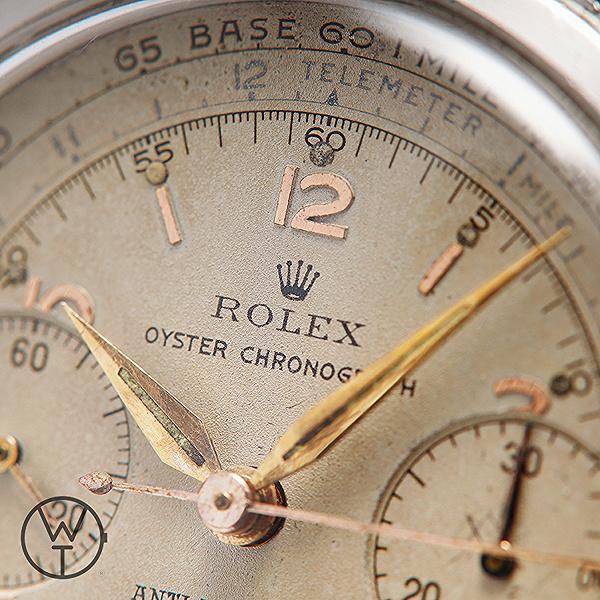 ROLEX Chronographe Ref. 6034