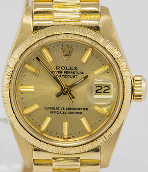 Rolex Vintage Lady Datejust Ref. 6927 Jahr 1978 Damenuhren | Meertz World of Time