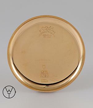 ROLEX Chronographe Ref. 3371