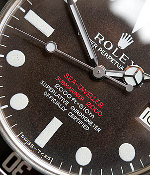 Rolex Vintage Sea Dweller Ref. 1665 Jahr 1972 Herrenuhren | Meertz World of Time