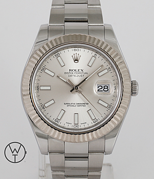 Rolex Datejust 41 Ref. 116334 year 2013 Gents Watches | Meertz World of Time