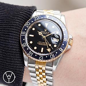 ROLEX GMT Ref. 16753