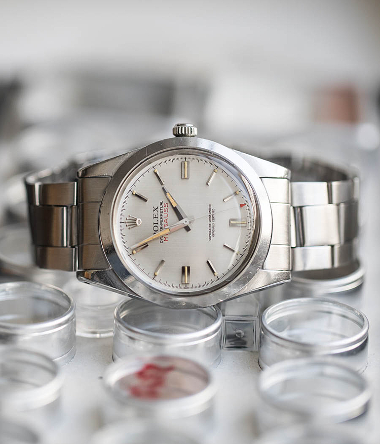 Rolex Vintage Milgauss RefId 1019 Jahr 1970 Herrenuhren | Meertz World of Time