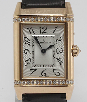 Jaeger LeCoultre Reverso Ref. Q2562402 year ca. 2003 Gents Watches | Meertz World of Time
