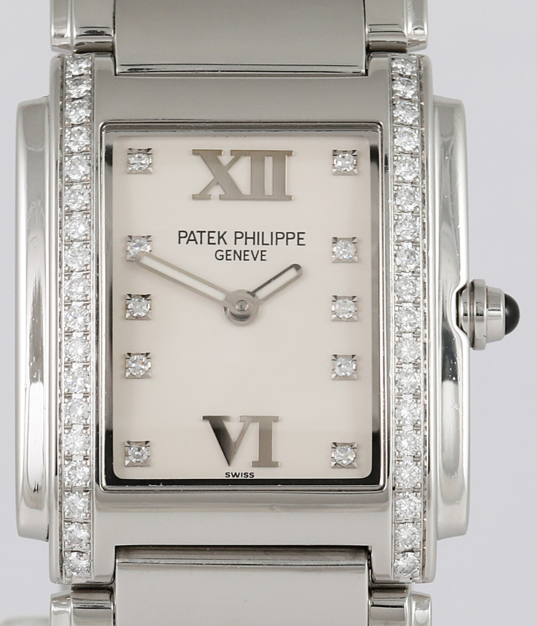 Patek Philippe Twenty~4 RefId 4910 Jahr 2004 Damenuhren | Meertz World of Time