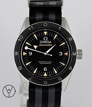 Omega Seamaster Ref. 23332412101001 Gents Watches | Meertz World of Time
