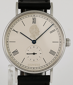Nomos Ludwig Ref. Siemens Edition year 2002 Gents Watches | Meertz World of Time