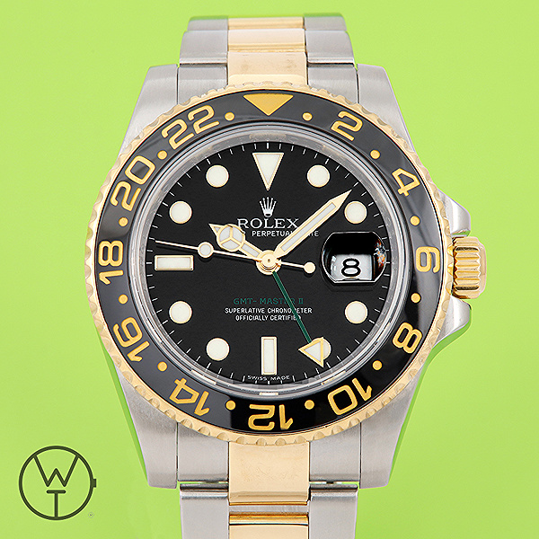 ROLEX GMT Ref. 116713LN