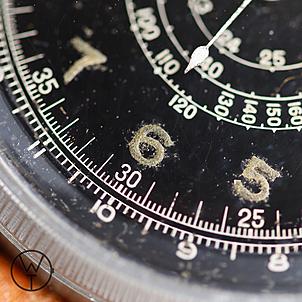 MINERVA Telemetre Chronograph