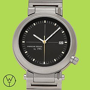PORSCHE DESIGN by IWC Kompassuhr Ref. 3511