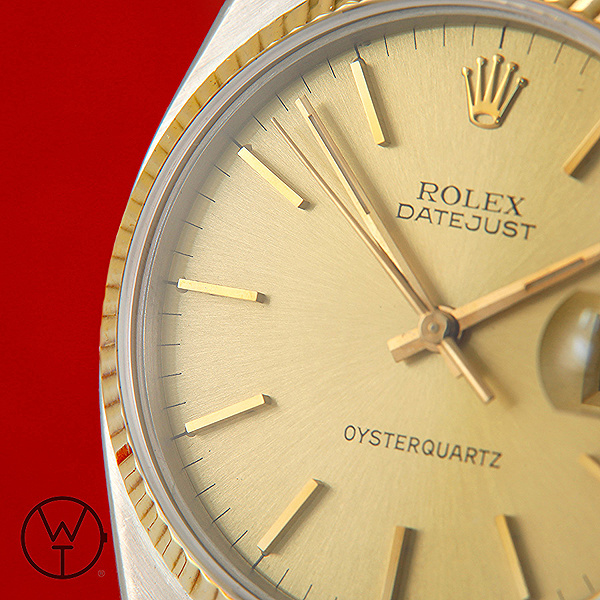 ROLEX Oysterquartz Ref. 17013