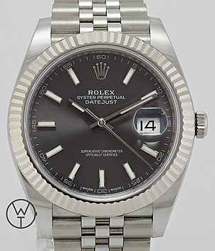 Rolex Datejust 41 Ref. 126334 year 2017 Gents Watches | Meertz World of Time